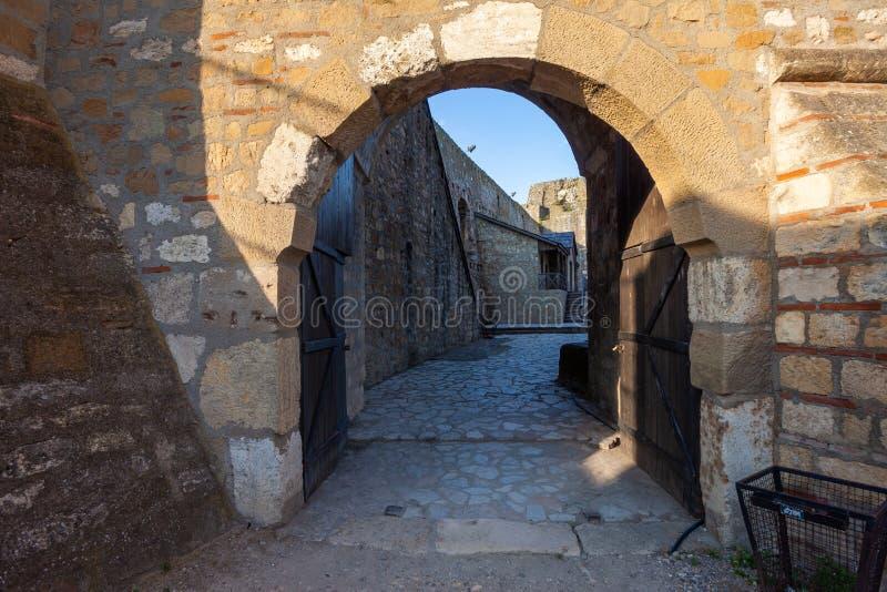 Fortaleza de Smederevo fotos de stock royalty free