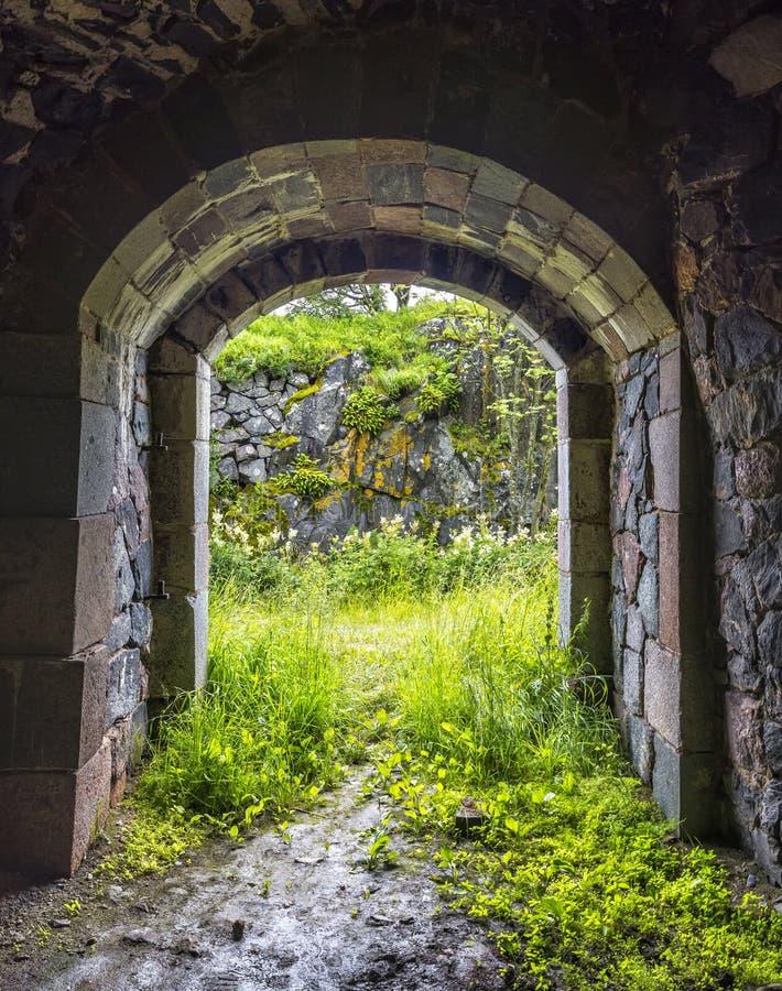 Fortaleza de Suomenlinna ou de Sveaborg helsínquia finland imagens de stock royalty free