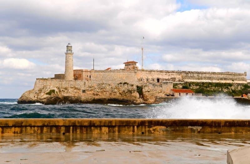 Fortaleza del EL Morro foto de archivo libre de regalías