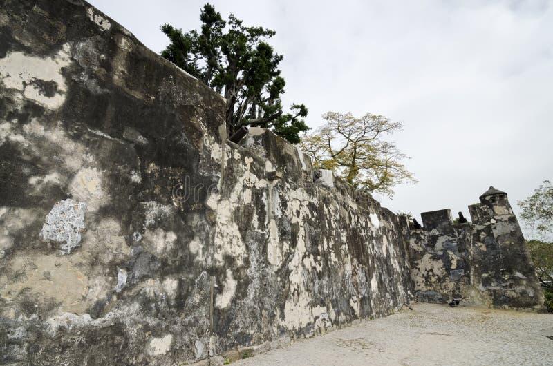 Fortaleza doet Monte royalty-vrije stock afbeeldingen
