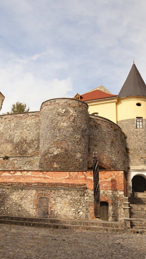 Fortaleza en Ucrania foto de archivo