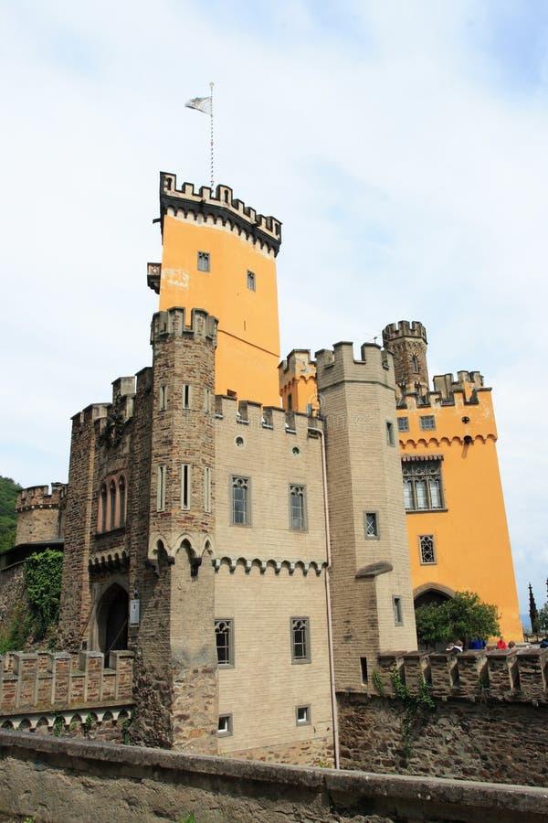 Download Fortaleza Hermosa Cerca De Coblenza Imagen de archivo - Imagen de medieval, configuración: 42441501