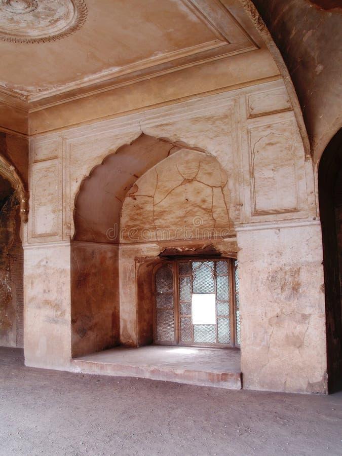 Fortaleza Paquistán de Lahore foto de archivo libre de regalías