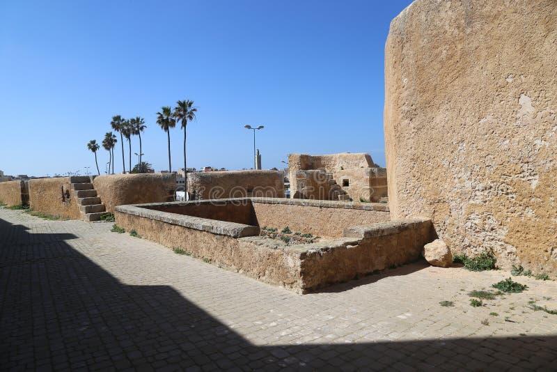 Fortaleza portuguesa velha fotografia de stock royalty free
