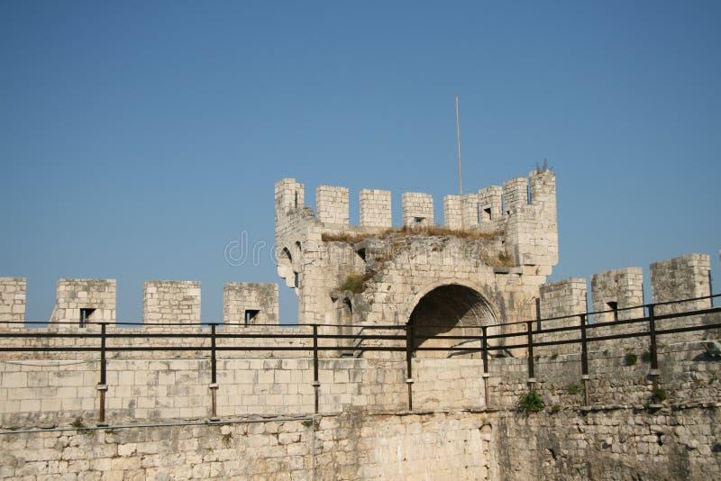 Fortaleza/torre imagen de archivo libre de regalías