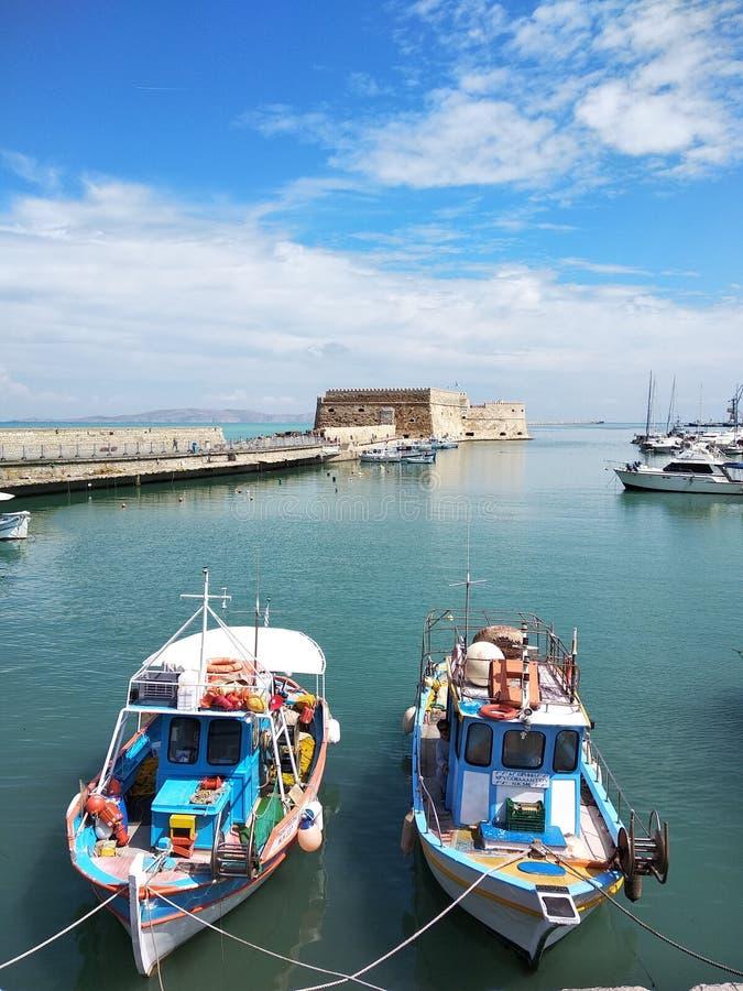 Fortaleza veneciana Koules fotos de archivo libres de regalías