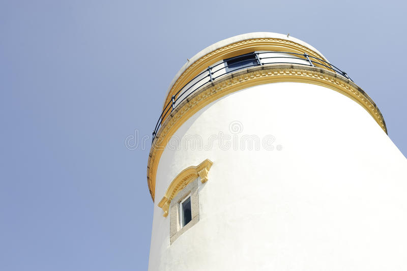 Forte & farol de Guia foto de stock royalty free