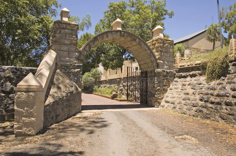 Forte Bloemfontein imagem de stock royalty free
