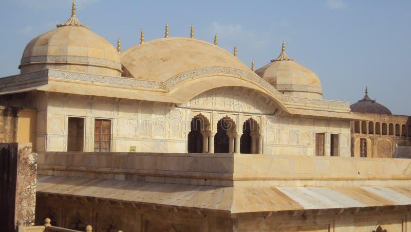 Forte bonito do jaigadd em jaipur imagens de stock