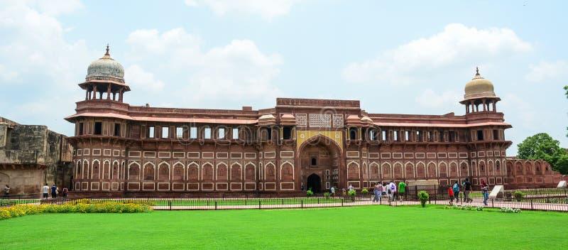 Forte de Agra em Agra, Índia imagens de stock royalty free