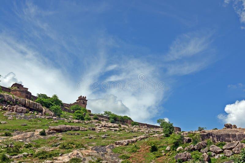 Forte de Garh Kundar imagem de stock royalty free