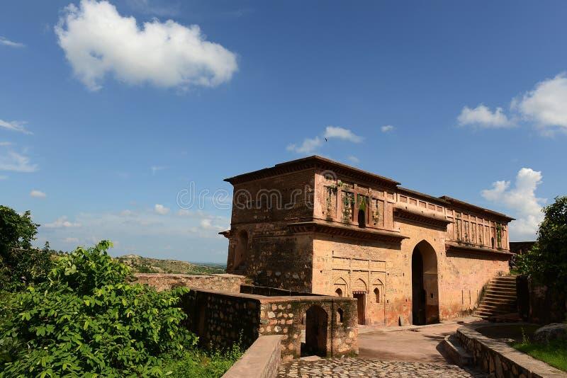 Forte de Garh Kundar foto de stock
