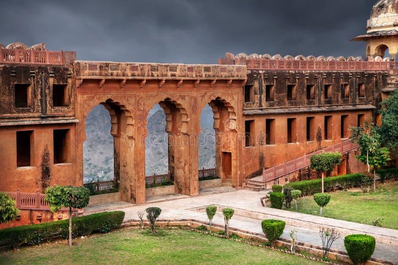 Forte de Jaigarh na Índia imagem de stock