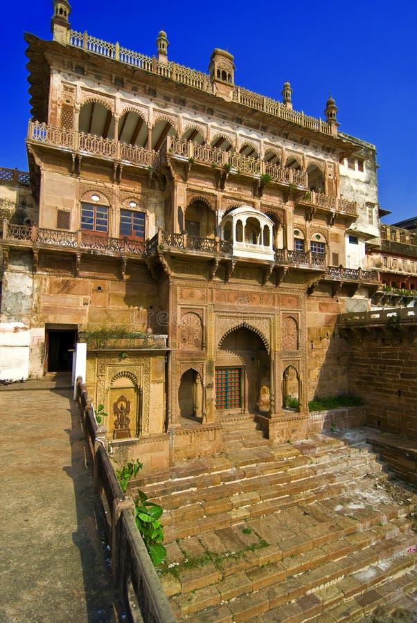 Forte de Ramnagar foto de stock