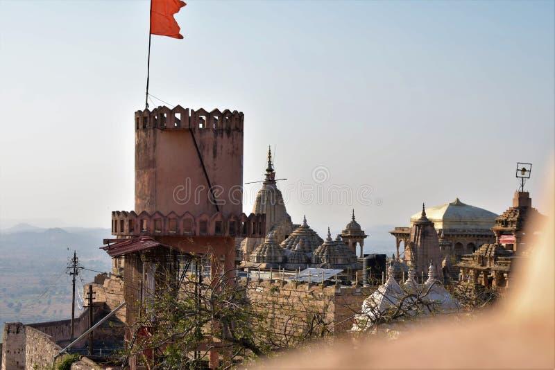 Forte de Ramshej imagem de stock