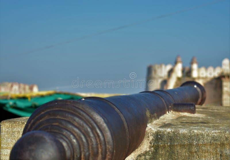 Forte de Ramshej fotografia de stock