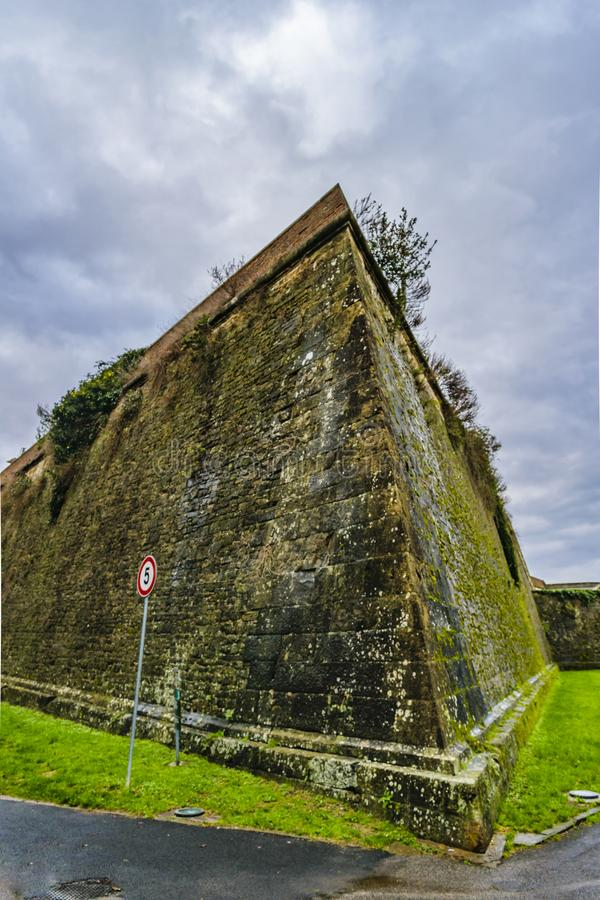 Forte di Belvedere, Florence, Italie images stock