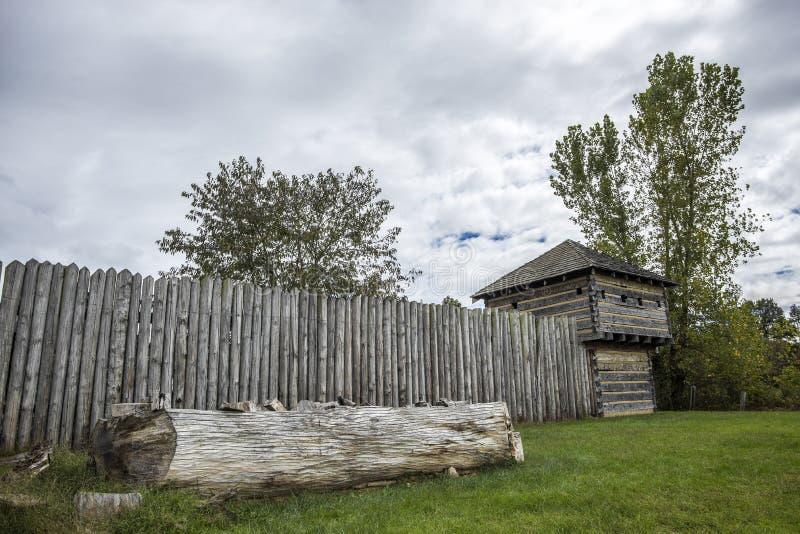 Forte Randolph, Virgínia, EUA imagem de stock
