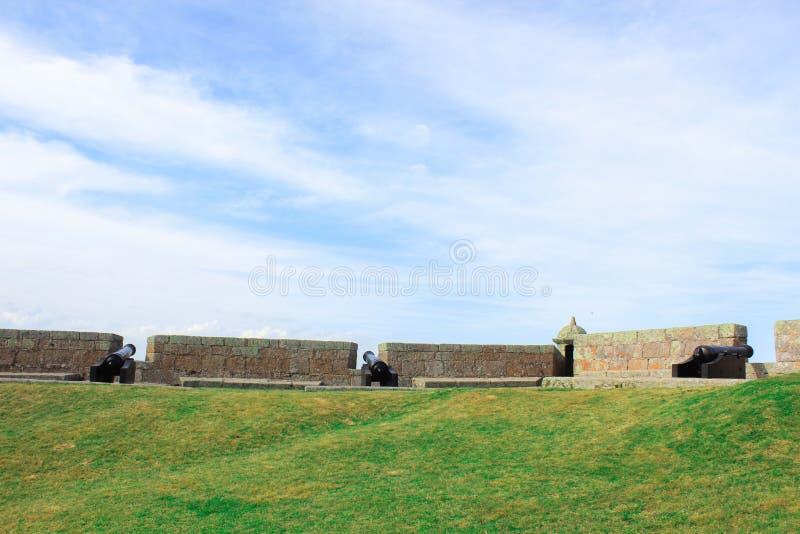 Forte Santa Teresa photo stock