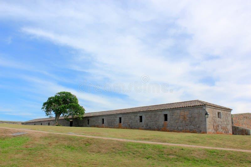 Forte Santa Teresa image libre de droits