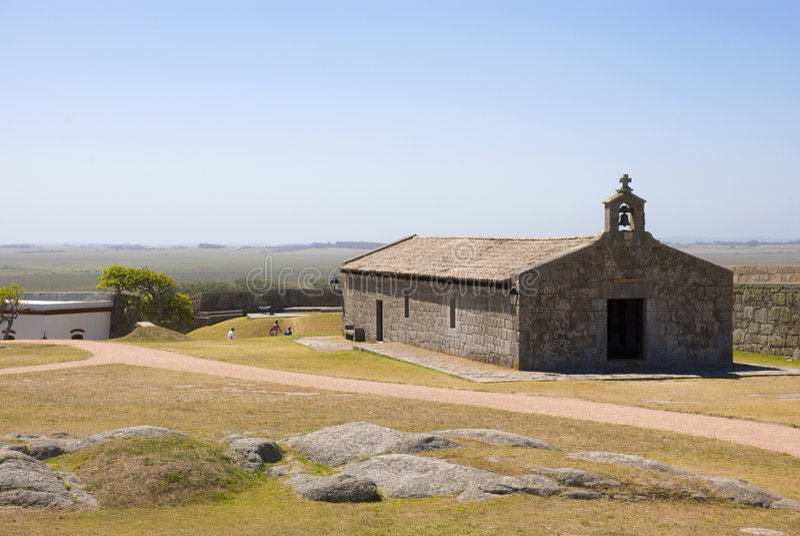 Download Forte Santa Teresa, Chuy, Uruguay Royalty Free Stock Images - Image: 4288699