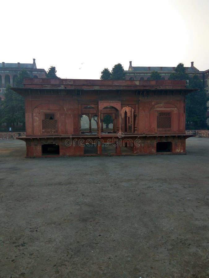 Forte vermelho, Nova Deli fotos de stock royalty free