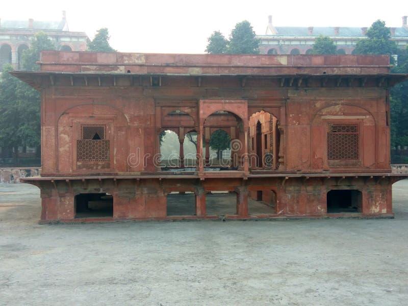 Forte vermelho, Nova Deli imagens de stock royalty free