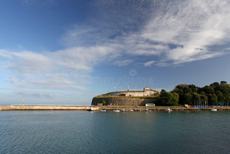 Forte Weymouth de Nothe fotos de stock royalty free