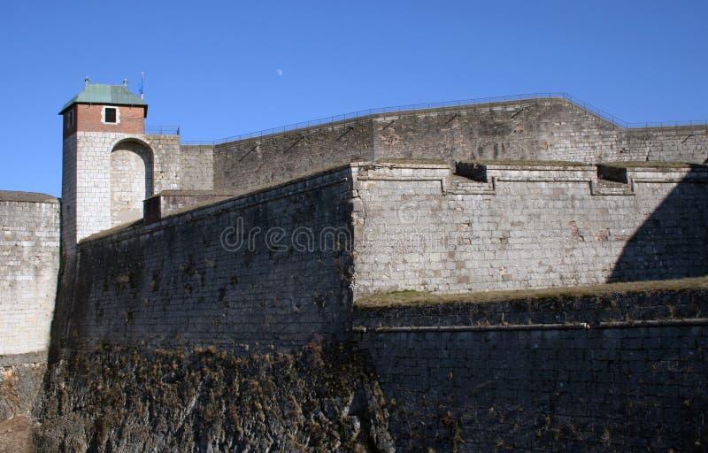 forteca besancon zdjęcie royalty free