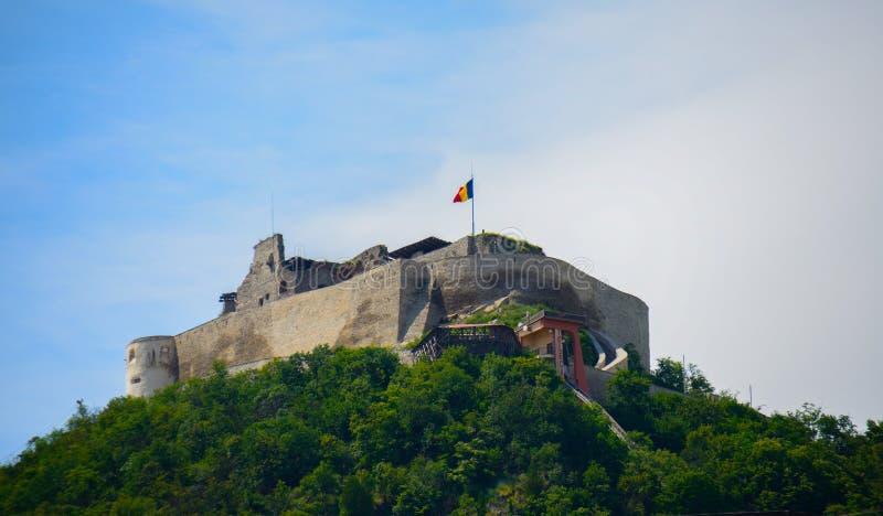 Forteca Deva obrazy royalty free