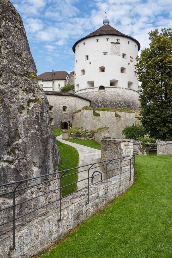 Forteca Kufstein fotografia royalty free