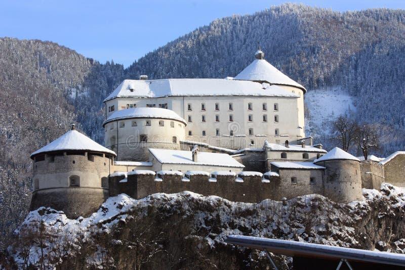 Forteca Kufstein fotografia stock