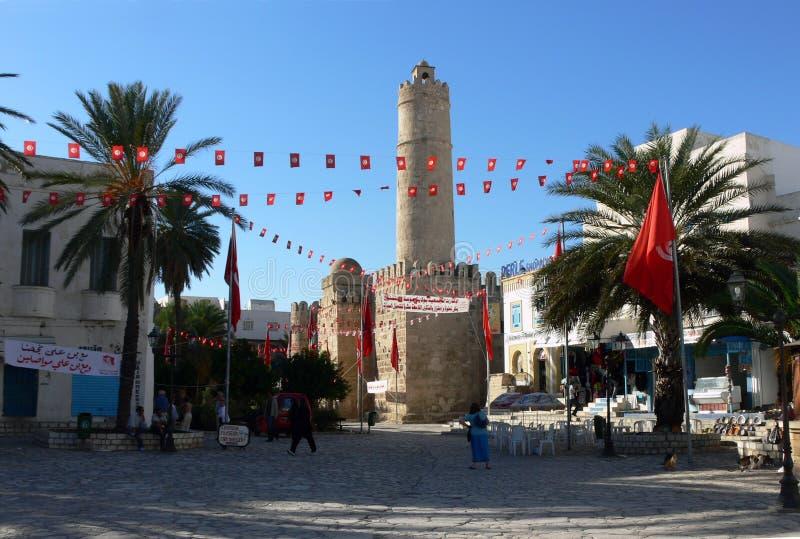 Forteca w Sousse zdjęcia royalty free