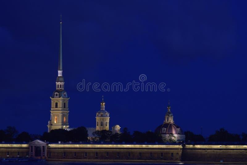 forteczna noc Paul Peter zdjęcia stock