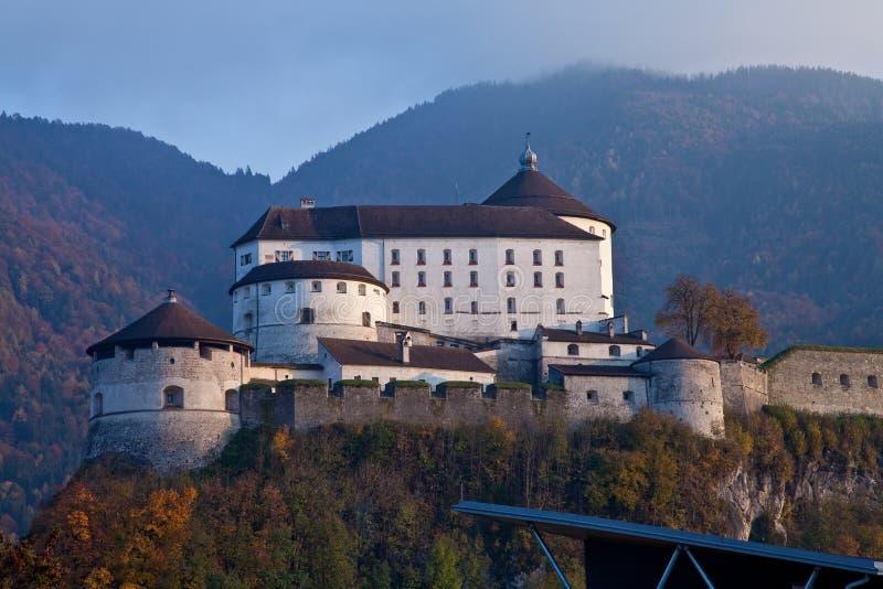 forteczny kufstein fotografia royalty free