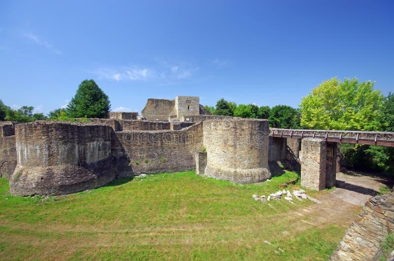 forteczny Moldavia fotografia stock