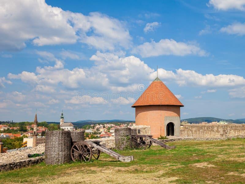 Forten av Eger fotografering för bildbyråer