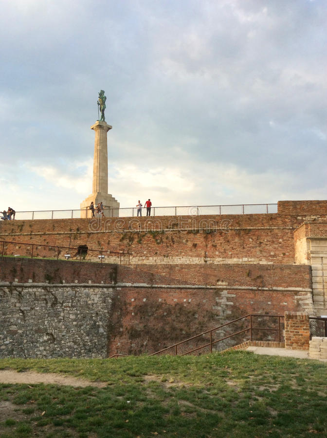 Download Forteresse De Kalemegdan à Belgrade, Serbie Image éditorial - Image du danube, connexion: 77150170