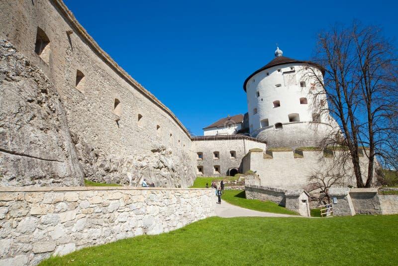 Forteresse de Kufstein photos libres de droits