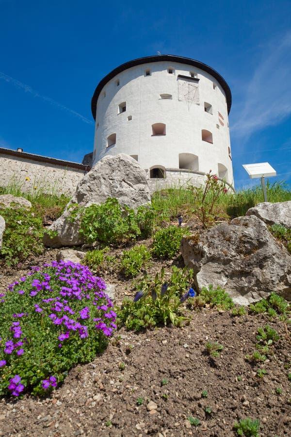 Forteresse de Kufstein photo libre de droits