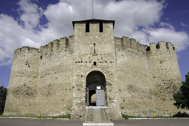 Forteresse de Soroca/Cetatea Soroca images stock