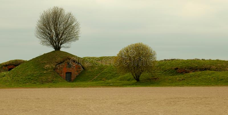 Forteresse de Suomenlinna photo stock