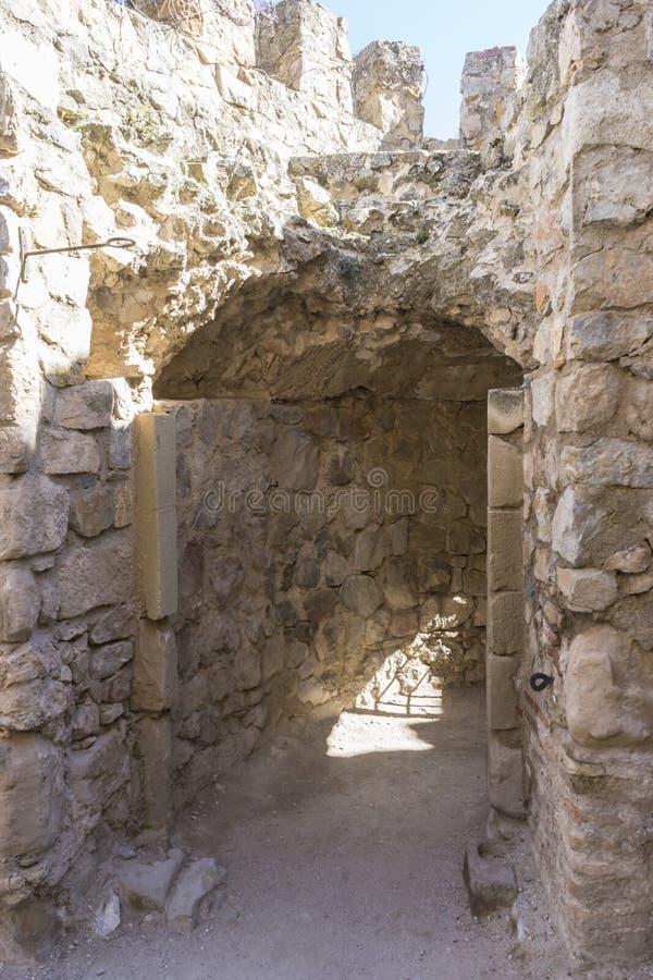 Download Forteresse Et Château De Consuegra à Toledo, Espagne Fort Médiéval Image stock - Image du bleu, quixote: 76079205