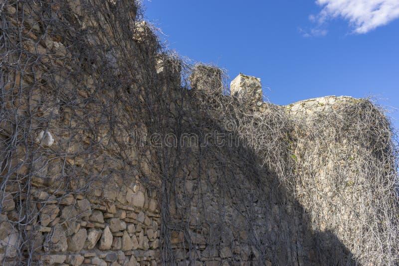 Download Forteresse Et Château De Consuegra à Toledo, Espagne Fort Médiéval Photo stock - Image du méditerranéen, vieux: 76079250