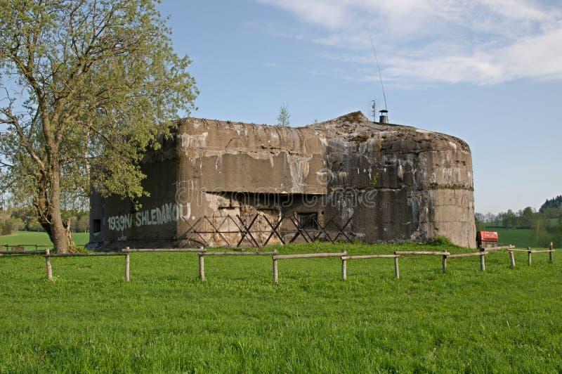 Forteresse, République Tchèque photos stock