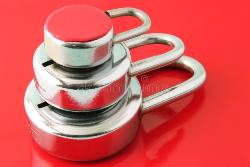Fortes medidas de segurança imagem de stock royalty free