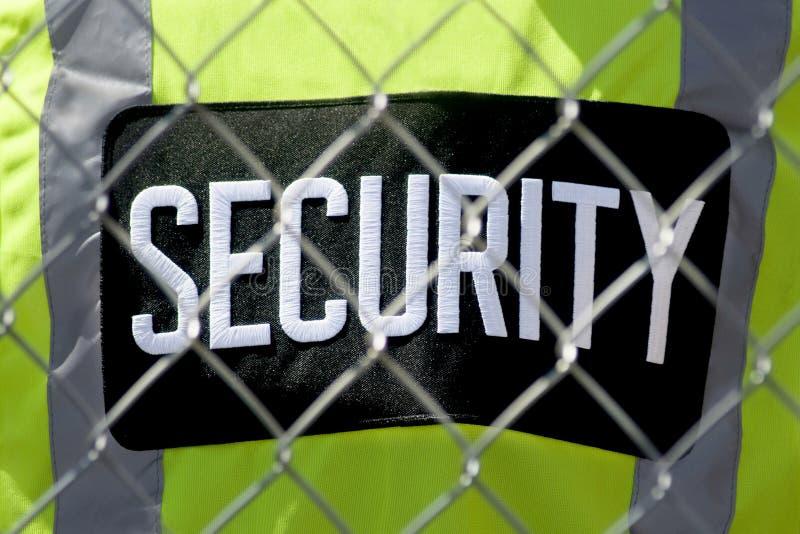 Fortes medidas de segurança fotos de stock royalty free