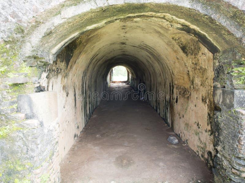 Fortet i Galle arkivfoton