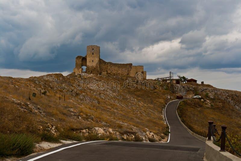 Fortezza di Heraclea fotografia stock