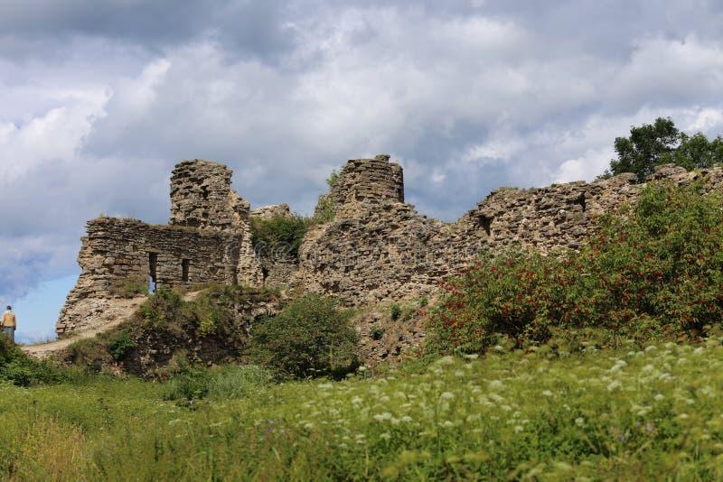 Fortezza di Koporje fotografia stock libera da diritti